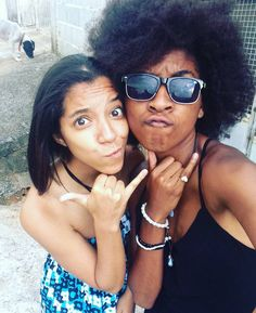 Sobrinhas amadas - Isabella e Thaís...