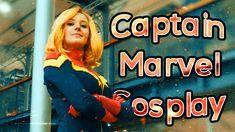 Captain Marvel Cosplay – Chris Braibant Director Réalisateur Ms Marvel, Captain Marvel, Marvel Cosplay, Cosplay Comic Con, Indie Movies, Film, Broadway Shows, Cinema, Studio