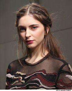 2016 Sonbaharındaki Saç Trendi: Örgüler, http://mmoda.net/2016-sonbaharindaki-sac-trendi-orguler/,  #örgü #örgütrendi #örgülüsaç #saçörgüsü #saçtrendi
