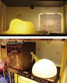 Luminárias para os fãs do Pequeno Príncipe / Le Petit Prince / The Little Prince