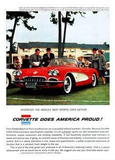 Chevrolet Corvette...1958