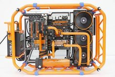 Rig of the day - D-Frame - ocaholic - News : ocaholic