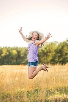 Senior photography senior picture ideas jumping excited graduation