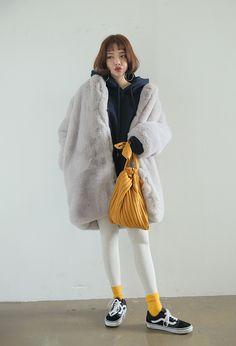korea daily style fall&winter season #stylenanda2016 #kangjiwon