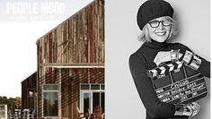 just amazed to discover that one of my favorite actresses Diane Keaton did a book named House ...   Always loved her stylish look, her mov...