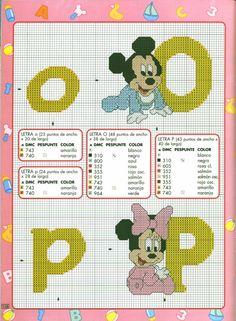 Gallery.ru / Фото #7 - punto de cruz Disney 7 - anfisa1