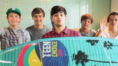 One Direction and their Teen Choice Award :') Memoriess