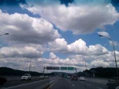 August 1. ソウルの空