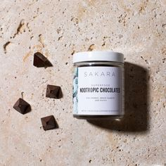 Channel the power of nootropics and adaptogens into increased energy, brain clarity and focus. Green Tea Extract, Chocolate Gifts, Coconut Sugar, Medicinal Plants, How To Increase Energy, Superfood, Peppermint, Spirit, Chocolates