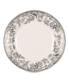 Loving this Delamere Rural Salad Plate - Set of Four on #zulily! #zulilyfinds