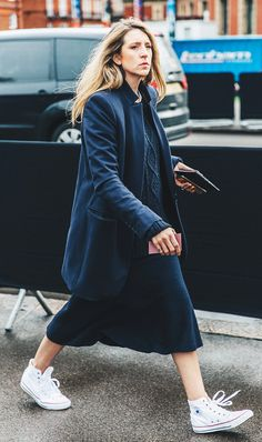 2-Minute Outfits You Can Easily Throw Together via @WhoWhatWear