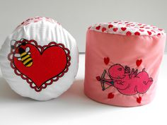 Valentine toilet paper covers are a must. Get one for every holiday.