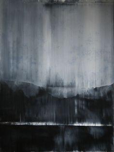 "Koen Lybaert; Oil, 2013, Painting ""abstract N° | http://awesomepaiting.blogspot.com"