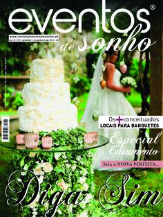 Wedding events magazine