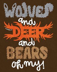Tim Easley. #typography
