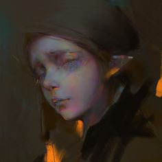 you know me but you don't, Yanjun Cheng on ArtStation at https://www.artstation.com/artwork/ylGGR