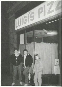 Luigi ' s Pizza, Bellevue PA, 1988 Pittsburgh Pa, Memories, History, Curiosity, Luigi, City, Pens, Pirates, Pizza