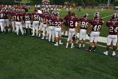 Football Game. Photo credit: Patricia Cousins