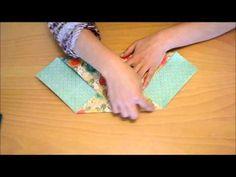 DIY- Cajita mediante la técnica del origami