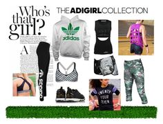 Show Off Your adiGIRL Style: Contest Entry by istyled on Polyvore featuring polyvore, fashion, style, adidas, adidas Originals, women's clothing, women's fashion, women, female, woman, misses, juniors and adigirl