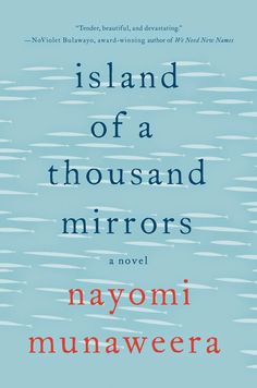 A Utah Mom's Life: Island of a Thousand Mirrors - Book Review