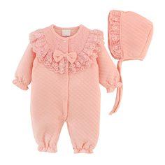 $8.83 (Buy here: https://alitems.com/g/1e8d114494ebda23ff8b16525dc3e8/?i=5&ulp=https%3A%2F%2Fwww.aliexpress.com%2Fitem%2FNewborn-Baby-Girl-Clothes-Cotton-Coveralls-Rompers-Princess-Lace-Infant-Clothing-Set-Romper-Hat-2pcs-set%2F32786097062.html ) Newborn Baby Girl Clothes Cotton Coveralls Rompers Princess Lace Infant Clothing Set Romper+Hat  2pcs/set Roupas De Bebe Menina for just $8.83