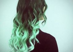 Green Hair Color Ideas That Just Might Work