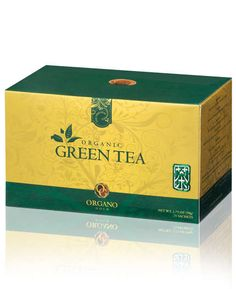 Add an element of zen to your day with a soothing cup of our Organic Green Tea. This flavorful tea combines the best organic green tea leaves packed with flavonoids and our renowned organic Ganoderma lucidum mushroom, for a truly invigorating cup of tea. *NOP organic certified by ECOCERT, S.A. **Consumption of 1 cup (250ml) of green tea increases antioxidant capacity in the blood.