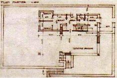 Atelierul de arhitectură Liliana Chiaburu: Arh. Henrieta Delavrancea - Casa Constantiniu, Balcic, 1935 Floor Plans, Diagram, History, Historia, Floor Plan Drawing, House Floor Plans