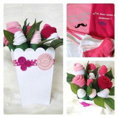 Bouquet de layette