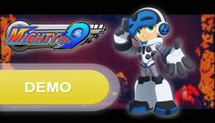 Mighty No. 9 Demo - Oil Platform Stage (60fps)