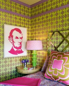 Teen girls room...
