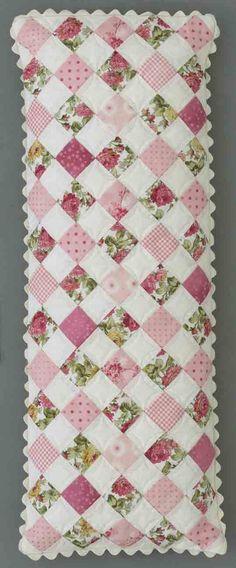 Rose Quilt - Sweet Retreat Accessories patchwork