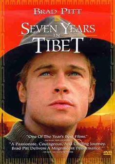 Brad Pitt en 7 años en el Tibet!