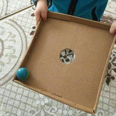 Game for Turn, again, more - Kinder Dekoration Motor Activities, Indoor Activities, Sensory Activities, Infant Activities, Sensory Play, Activities For Kids, Indoor Games, Projects For Kids, Crafts For Kids