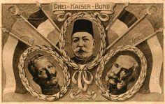 leaders of Triple Alliance- Kaiser Wilhelm II- Last German Emperor and President of Prussia Franz Josef- Emperor of Austria, Apostolic King of Hungary Prime Minister Antonio Salandra- Italian Prime Minister