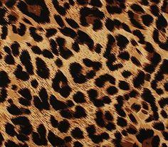 "Stretch Jersey Knit Cheetah Print Fabric GOLD 58""-60"" Mediumweight By The Yard #Fabric"