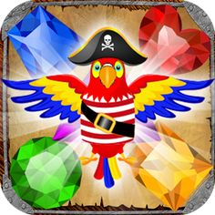 Free Android Games, Free Games, Pirate Theme, Level Up, Mobile Application, Best Brand, Pirates, Third, Puzzle
