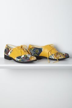 #TheaSaddleShoes #FlowerShop #Anthropologie