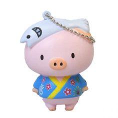 Gotouchi Japanese Local Character Squishy Mascot (Ayukoro-Chan/Atsugi, Kanagawa)