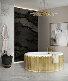 Maison Valentina | Luxury Bathrooms  www.maisonvalentina.net