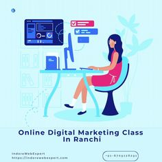 A digital marketing campaign is an online marketing effort put forward by a company to drive engagement, conversions, traffic, or revenue. The campaign ties in with the overarching goals of the organization and include one or more digital channels in the efforts. Indore Web Expert offers the best value in training services combined with the support of our creative minds to establish a solution that suits your learning needs.