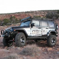 Garvin Wrangler Expedition Rack 44074 (07-15 Wrangler JK 4 Door) - Free Shipping