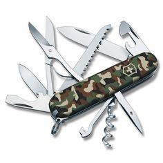Victorinox® Swiss Army Camouflage Huntsman
