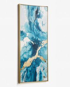Murales mapa del mundo azul vidrio 90x70 3 piezas acrílico imagen cristal acrílico imágenes decorativas