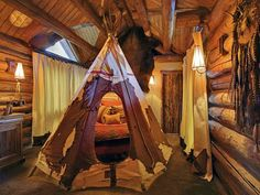 someday...i will have a teepee.
