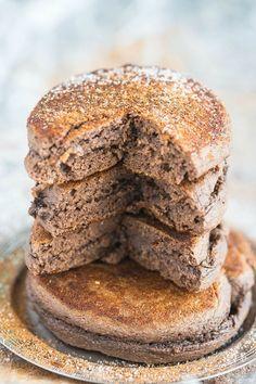 Paleo Tiramisu Pancakes