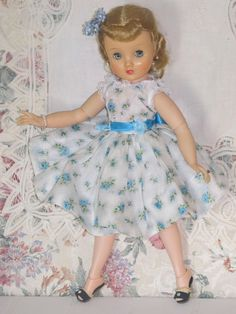 "Vintage 1950s 15"" Madame Alexander Elise Doll, Fully Jointed w/ High Heel Shoes!!"