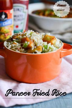 Potato rice baby food recipe potato rice baby food recipes and rice tomato blues paneer fried rice recipe easy indo chinese recipes forumfinder Images