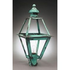 Northeast Lantern Boston 1 Light Outdoor Hanging Lantern Finish: Raw Copper, Shade Type: Frosted